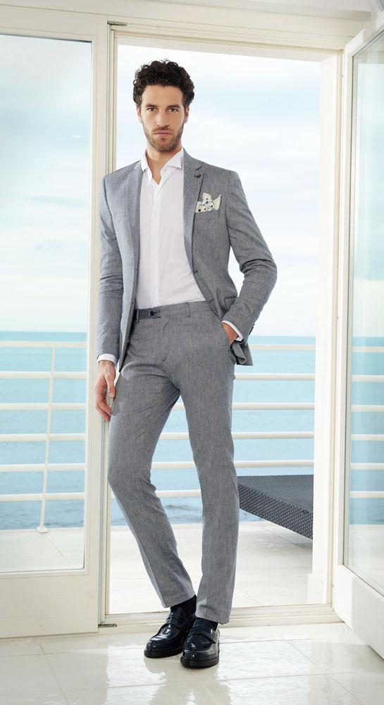 Outfit Matrimonio Uomo : Abiti da cerimonia uomo barbara